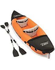 Bestway 65077 - Kayak Hinchable Hydro-Force Lite-Rapid 321x88 cm 2 Pers. con Remos