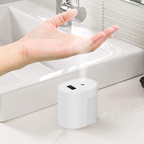 Hanks Shop Ontsmetting Spuitbus Contactloze Hand Sterilisatie USB Opladen Intelligent Inductie Automatische Alcohol Desinfectie Spuitbus Contactless Hand Sterilisatie