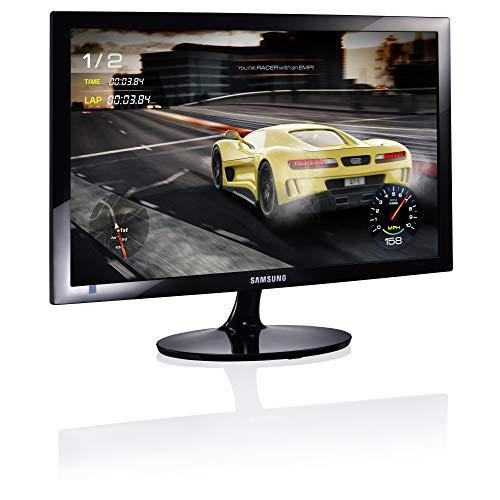 Samsung 24-Inch FHD(1920 x 1080) 75Hz 1ms Monitor (LS24D332HSX/ZA)