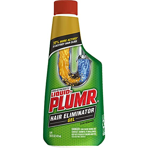 desatascador de tuberias potente fabricante Liquid-Plumr