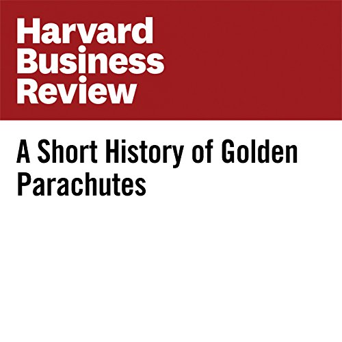 A Short History of Golden Parachutes copertina