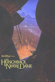 Hunchback Of Notre Dame - Authentic Original 27