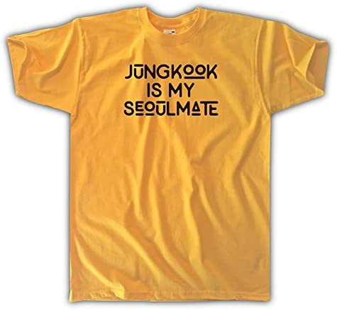 Outsider. Jungkook Is My Seoulmate Camiseta para Hombre ...