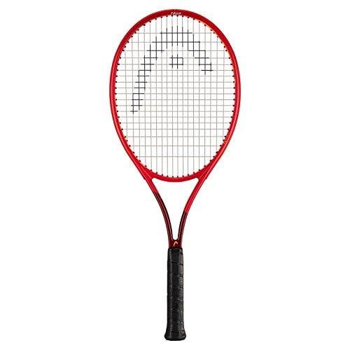 Head Graphene 360+ Prestige Tour Encordado: No 305G Raquetas De Tenis Raquetas De Competición Rojo - Negro 2