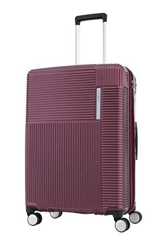 [サムソナイト] レクサ スーツケース キャリーケース スピナー 68/25 エキスパンダブル 保証付 72L 68 cm 4.1kg ダークレッド