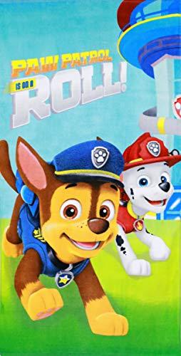 Toalla Patrulla Canina Paw Patrol Chase algodon