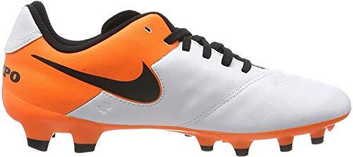 NIKE Tiempo Genio II Leather FG, Botas de fútbol para Hombre