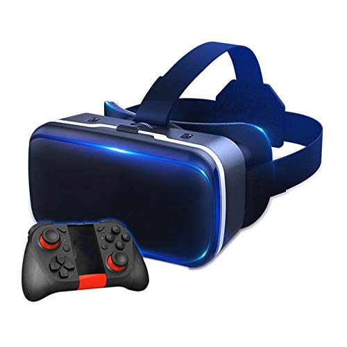 JYMENLING YANJINGYJ VR Headset,Reality Virtual Goggles,3D VR...