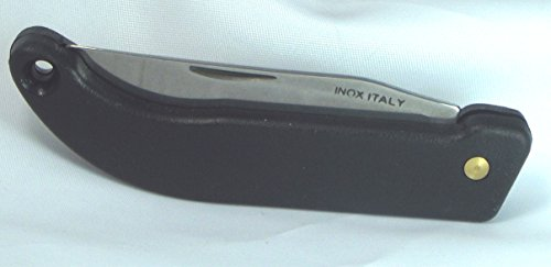 Mac Coltellerie Italian Knives Pocket Knife Inox Blade Polypropylene Handles