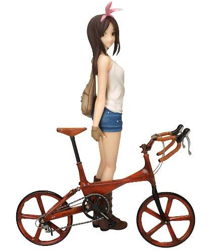 Et vol.02 vélo Atomic Bom cycle filles (1/7 Scale PVC Figure)