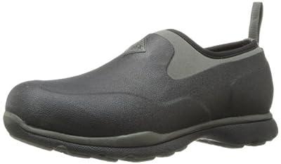 Muck Excursion Pro Men's Rubber Shoes,Black/Gunmetal,10 M US