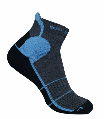 Brubeck 3 x Socken multifunktional travel trekking dynamic (Damen oder Herren; Bodymapping, Funktionssocken, Wolle, Polypropylen)