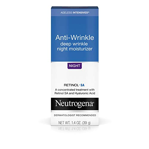 Neutrogena Ageless Intensives Hyaluronic Acid Wrinkle Cream Hyaluronic - 1.4oz
