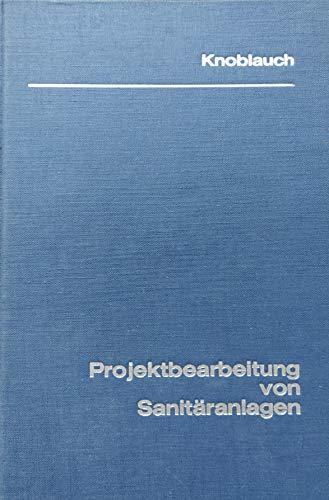 Projektbearbeitung von Sanitäranlagen