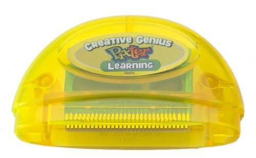 Pixter Color Learning ROM - Creative Genius by Fisher-Price