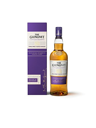 Glenlivet The CAPTAINS RESERVE Single Malt Scotch Whisky (1 x 0.7 l)