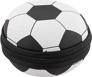 Streetz CASE-001 Football väska för in-ear-hörlurar svart/vit