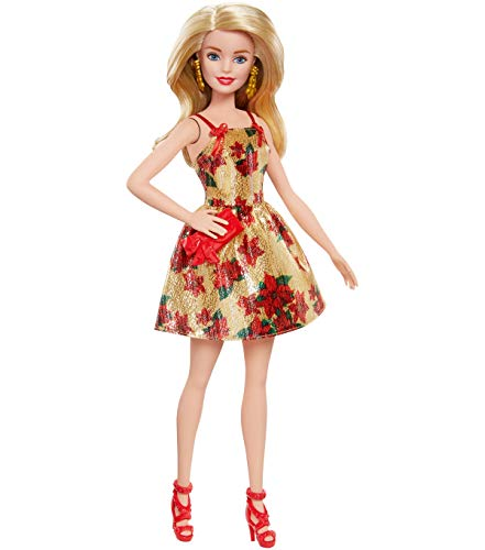 Mattel - Barbie Holiday, Multicolor, FTF78.