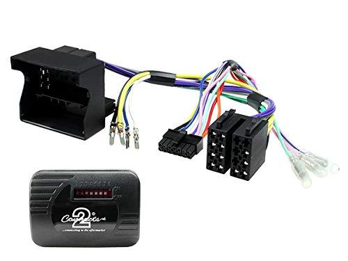 Universal CAN-Bus Adapter geeignet für BMW | Citroen | Ford | Mercedes | Seat | Skoda | Peugeot | VW mit Quadlock-Anschluss