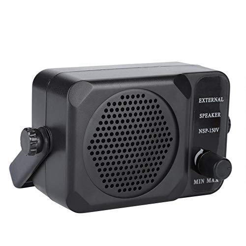 Kafuty Amplificador del Altavoz Externo de la Radio de Coche para Yaesu...