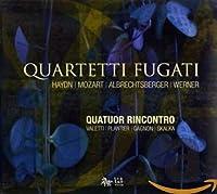 Quartetti Fugati (Dig)