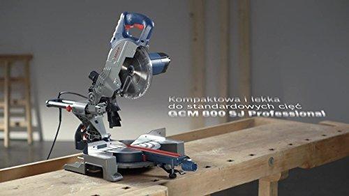 Bosch Kappsäge Professional GCM 800 SJ - 2