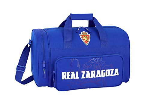 Real Zaragoza Oficial Bolsa de Deporte Oficial 470x270x260mm