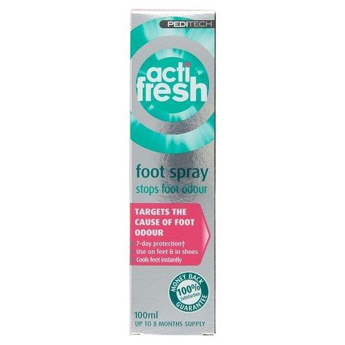 Peditech Foot Odour Treatment 100ml