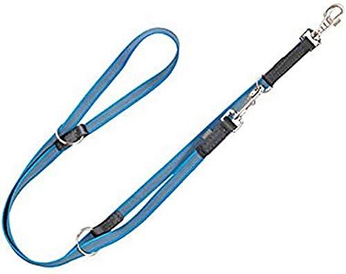 Arppe 197501820007 Sport-k Correa Multiposición Antideslizante Nylon, Azul 🔥