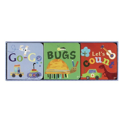 Jill McDonald Kids Set of 3 Little Chunky Books, All Boy by Jill McDonald Kids (English Manual)