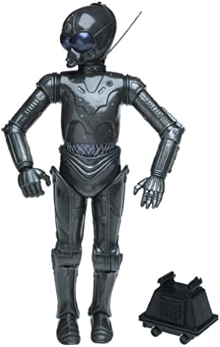 Death Star Droid with Mouse Droid  The Empire Strikes back  12  Inch, 30 cm Actionfigur - Star Wars Power of the Jedi Collection 2000 von Hasbro