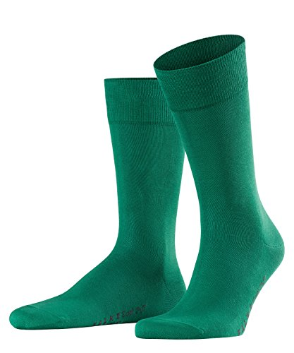 FALKE Cool Herren 24/7 M SO Socken, Blickdicht, Grün (Golf 7408), 41-42 (2er Pack)