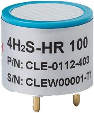 4-H2S-1000 Hydrogen Sulphide 5 Max 63% OFF ☆ very popular H2S Sensor CLE-0113- 0-1000ppm Gas