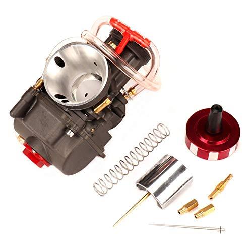 HOUZHEN Carburador de motocicleta de carburador, apto para Keihi PWK / 32 mm Pwk32 Modificar Off Road Scooter UTV ATV 4T Motor