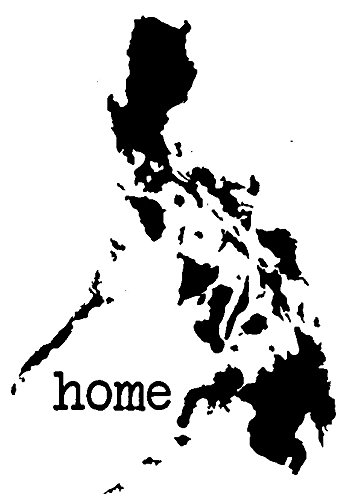 Philippines Home Islands Country Filipino Rubber Stamps Custom Stamps Rubber Rubber Stamps Custom Stamps Rubber