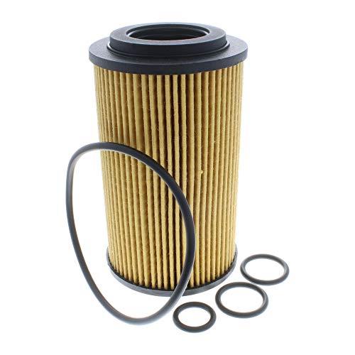 VAICO Ölfilter, Filtereinsatz V30-0931 mit Dichtungen für PKW (Ø innen: 31mm, Ø außen: 63,5mm)