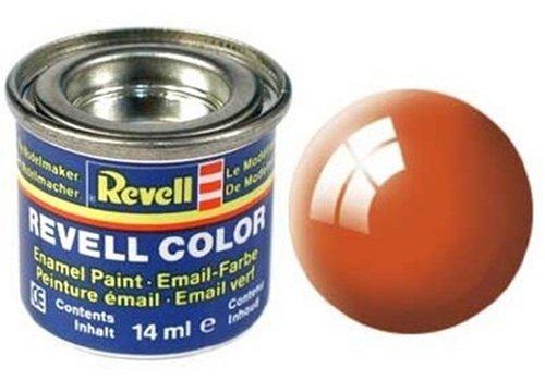 Peinture émail Revell orange brillant
