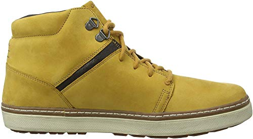 Botines amarillos para hombre Geox