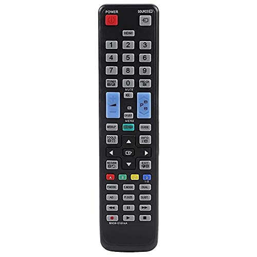 Andylies Reemplazo BN59-01014A para TV Control Remoto para UE22C4000PW BN5901014A UE32C4000 UE26C4000 UE22C4000 UE19C4000