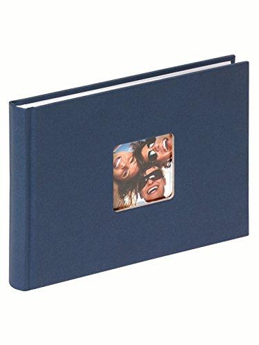 Walther Design Fun Album da Incollare, Carta, Blu, 22 x 16 cm