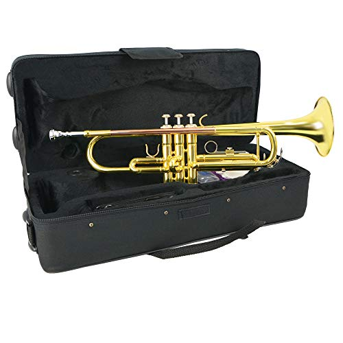 Sonata Student Bb Trumpet with Case and Mouthpiece STR701
