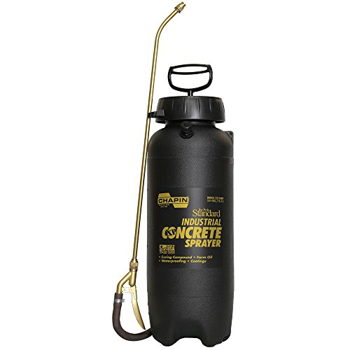 Chapin 22170XP 3-Gallon Industrial Concrete Sprayer for Curing Compounds, Form Oils, Waterproofing and Coatings, 3-Gallon (1 Sprayer/Package)