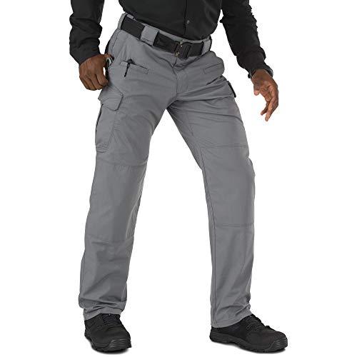 5.11 Stryke Pantalon Homme, Gris Storm, FR (Taille Fabricant : W32/L32)