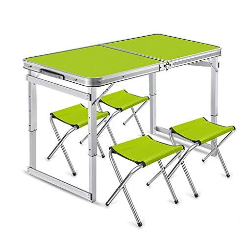 Bqy klaptafel voor buiten en tafel eenvoudig draagbaar