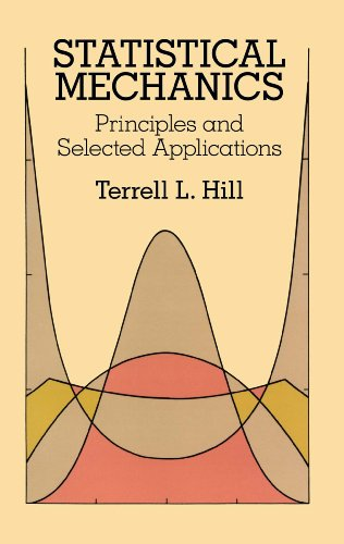 Statistical Mechanics: Principles and Selected Applications (Dover Books on Physics)