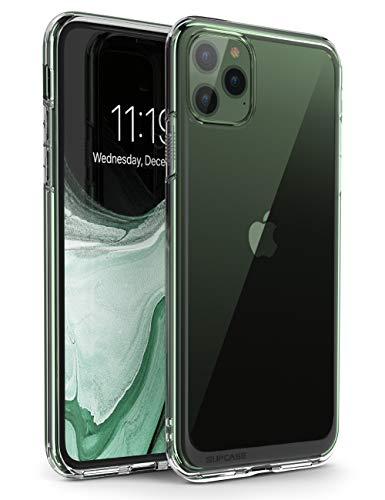 SUPCASE iPhone 11 Pro Max Hülle Slim Case Premium Handyhülle Transparent Schutzhülle Dünn Backcover [Unicorn Beetle Style] 6.5 Zoll 2019 Ausgabe (Transparent)