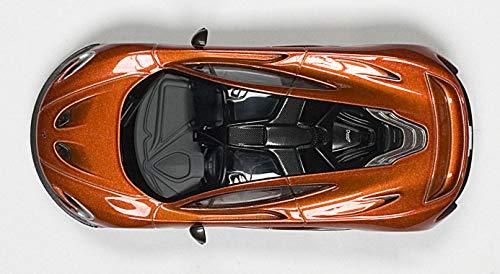 AUTOart1/43マクラーレンP1(オレンジ)完成品