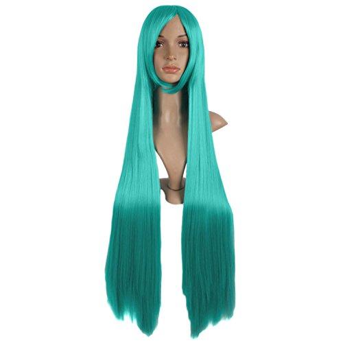 adquirir pelucas turquesa on-line