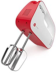 Vremi 3-Speed Compact Hand Mixer