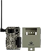 SPYPOINT Link-Micro-LTE Cellular Trail Camera with Steel Security Case (Link-Micro-LTE-V)